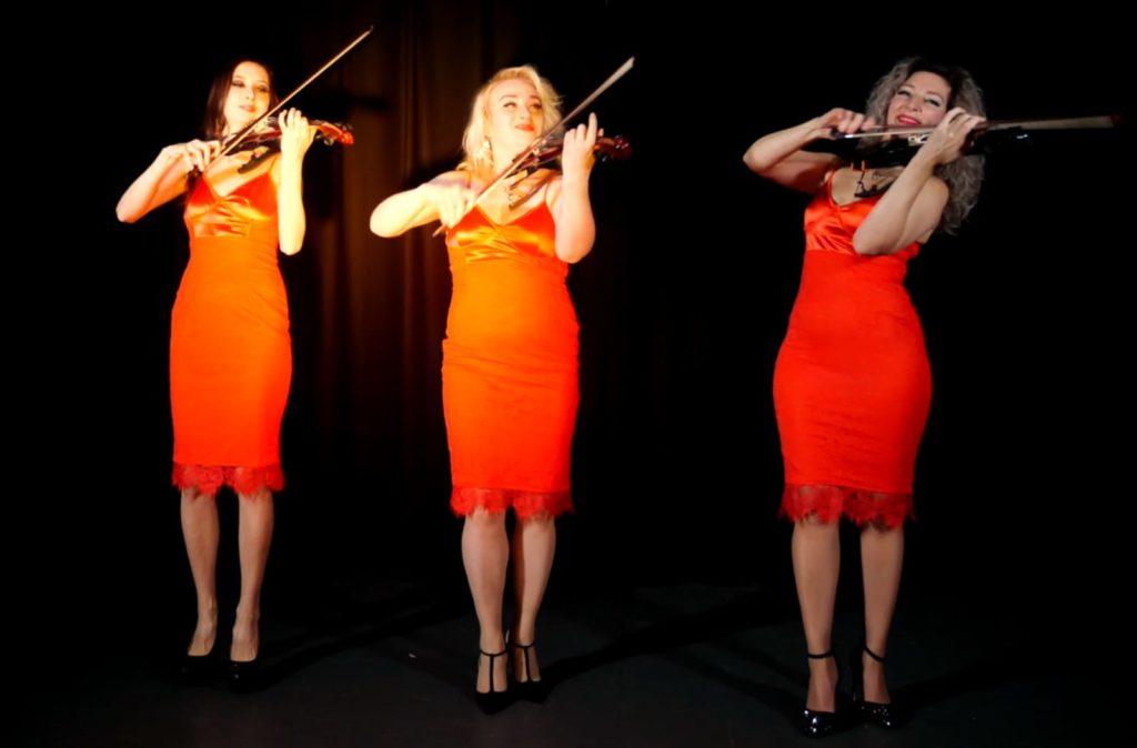 Viva – Electro String Trio